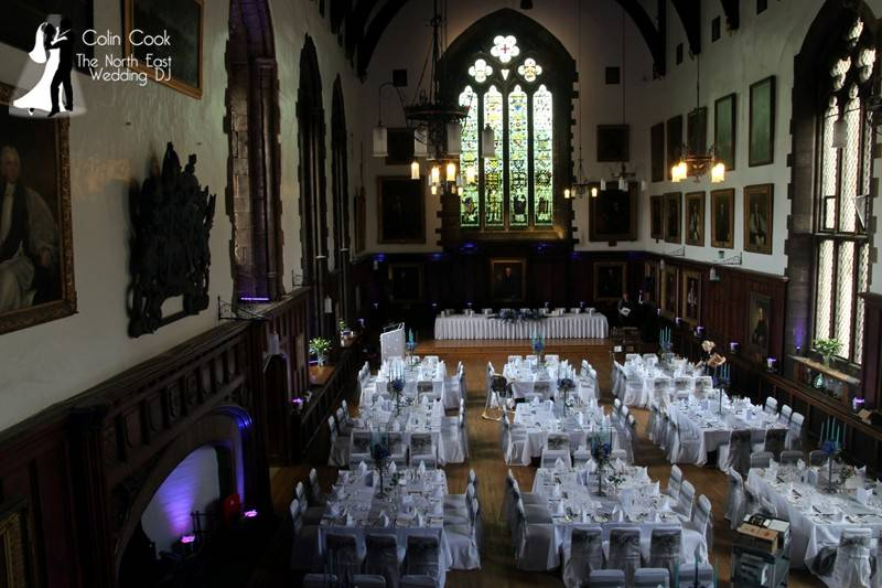 Durham-Castle-Wedding-Lighting-24