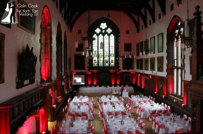 Durham-Castle-Wedding-Lighting-4