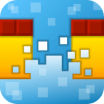 Puzzle game Briquid