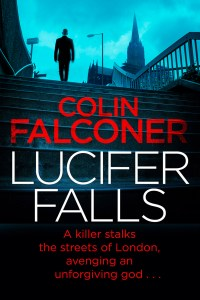 Colin Falconer, bestselling author