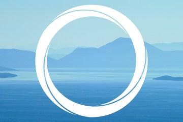 """Aqua"" by Colin Finkle. Graphic design minimal."