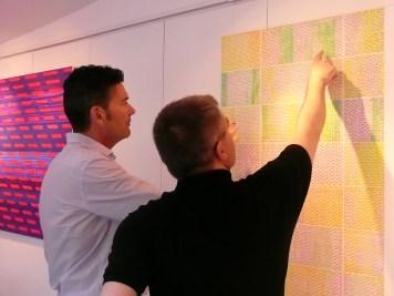 Bicha Gallery London one man show 2012