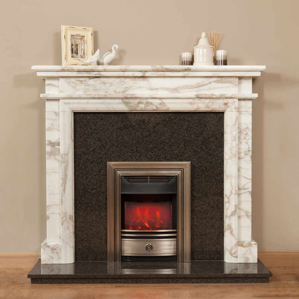 Majestic Fireplace Surround  Colin Parker Masonry
