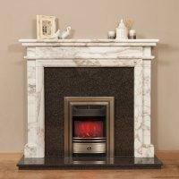 Majestic Fireplace Surround  Colin Parker Masonry