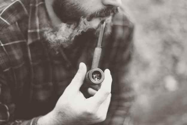 Earnest Hemmingway Beard
