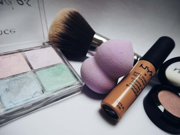 Out of date cosmetic products