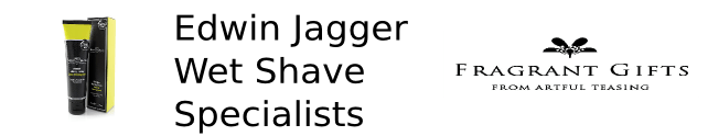 Edwin Jagger Wet Shave Specialist