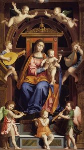 lapis-lazuli-Madonna_and_Child_Enthroned_with_Angels_-_Workshop_of_Bernardino_Luini