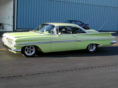 small resolution of cage 59 impala hot rod