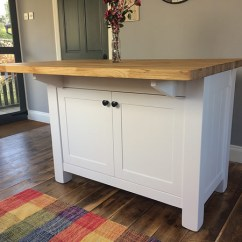 Freestanding Kitchen Island Appliance Sale Islands Painted Medium With Overhanging Long Breakfast Bar
