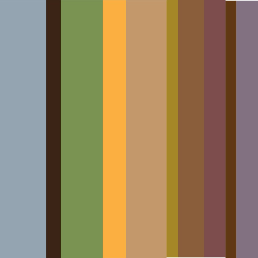 Earth Tones Paint