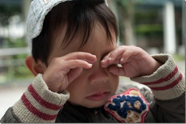 colique néphrétique chez un enfant