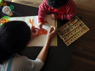 Sobre arte, niños y educación
