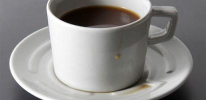 La parte divertida de tomar café