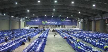 Cobertura Campus Party: Experiencia Foránea (Podcast)