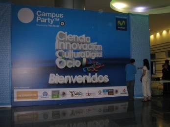 Conferencias desde Campus Party – Como hacer una novela en 30 días
