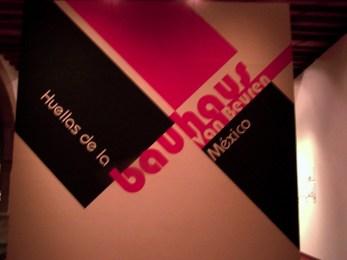 Huellas de la Bauhaus, Van Beuren. Franz Mayer