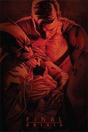 Muerte [?], desastre y regreso del Caballero de la Noche. (parte 2)