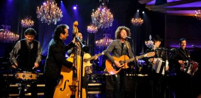 Primeros videos del MTV Unplugged de Los Tigres del Norte