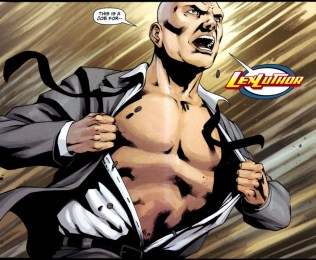 Colission Comics – Lex Luthor's Action Comics