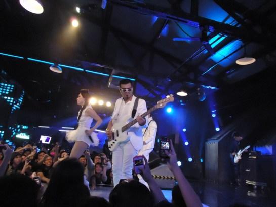MTV Video Games Awards Mexico City Belanova