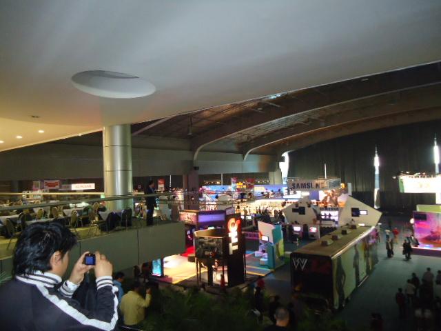 Vista del EGS 2011