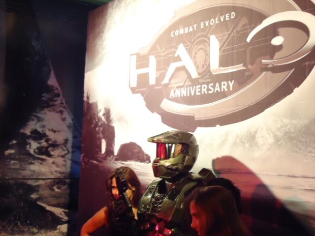 HALO Anniversary EGS 2011