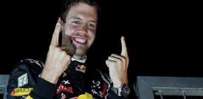 GP Japon: Vettel bicampeón mundial