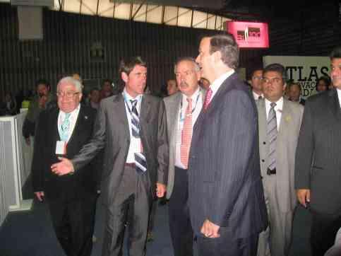 Inauguración Aldea Digital