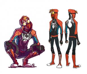 ¿Un nuevo traje de Spider-man?