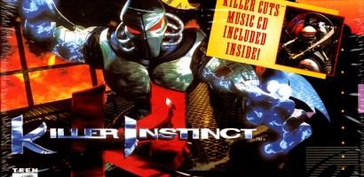 Viernes de Old videogames: Killer Instinct