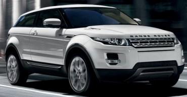 Land Rover y su gama 2012