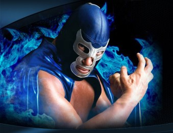 Viajando por… – Entrevista a Blue Demon Jr.
