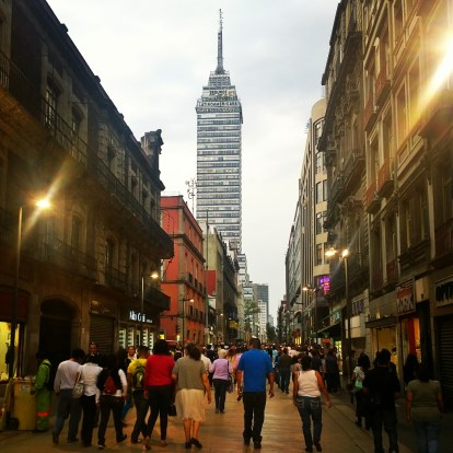 Pasaje Madero Centro Histórico Ciudad de México
