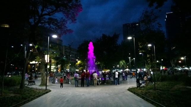 Alameda Central, México DF