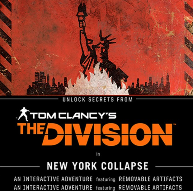 The Division Book Tom Clancy