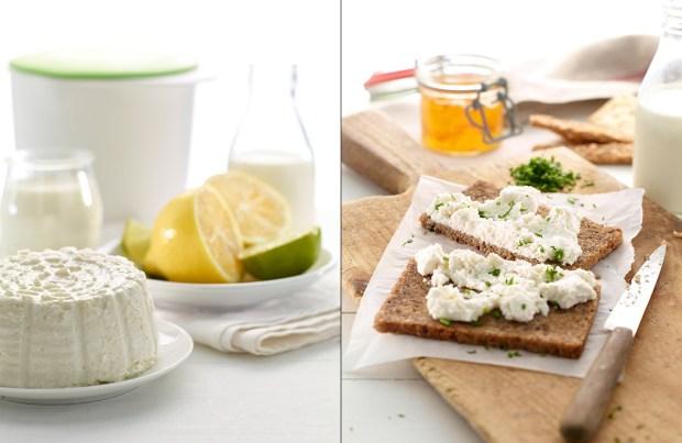 cheesemaker haz tu propio queso distintos tipos de queso