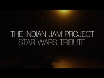 Increíble cover de la música de Star Wars adaptado con instrumentos hindús