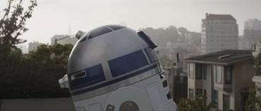 ¿R2-D2 está enamorado?