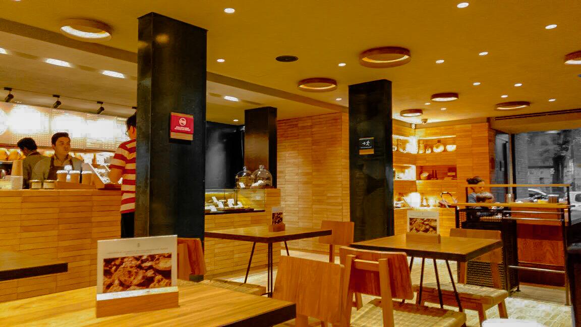 Reseña Cafeteria Tierra Garat