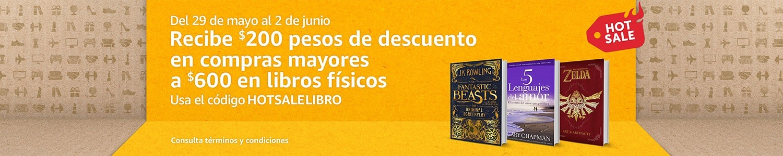 Amazon Hot Sale Libros
