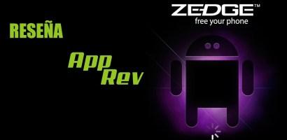 Zedge, una aplicación llena de fondos de pantalla, ringtones, notificaciones y más