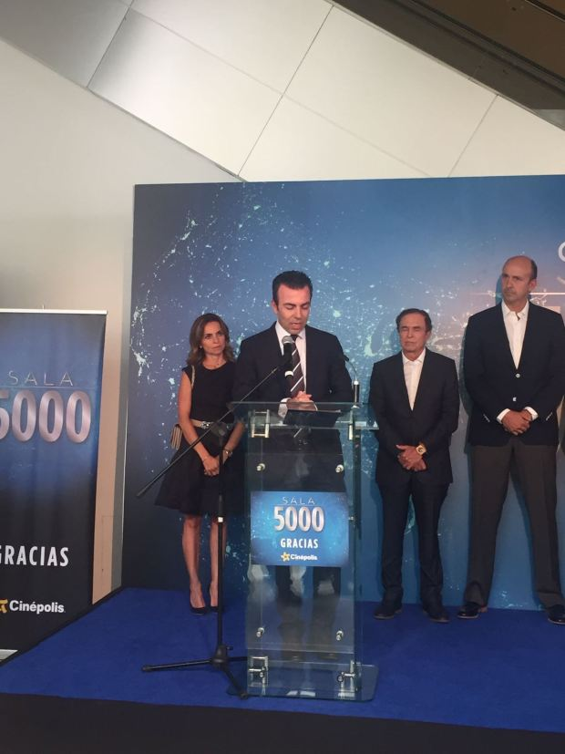 Sala 5000 Cinépolis México