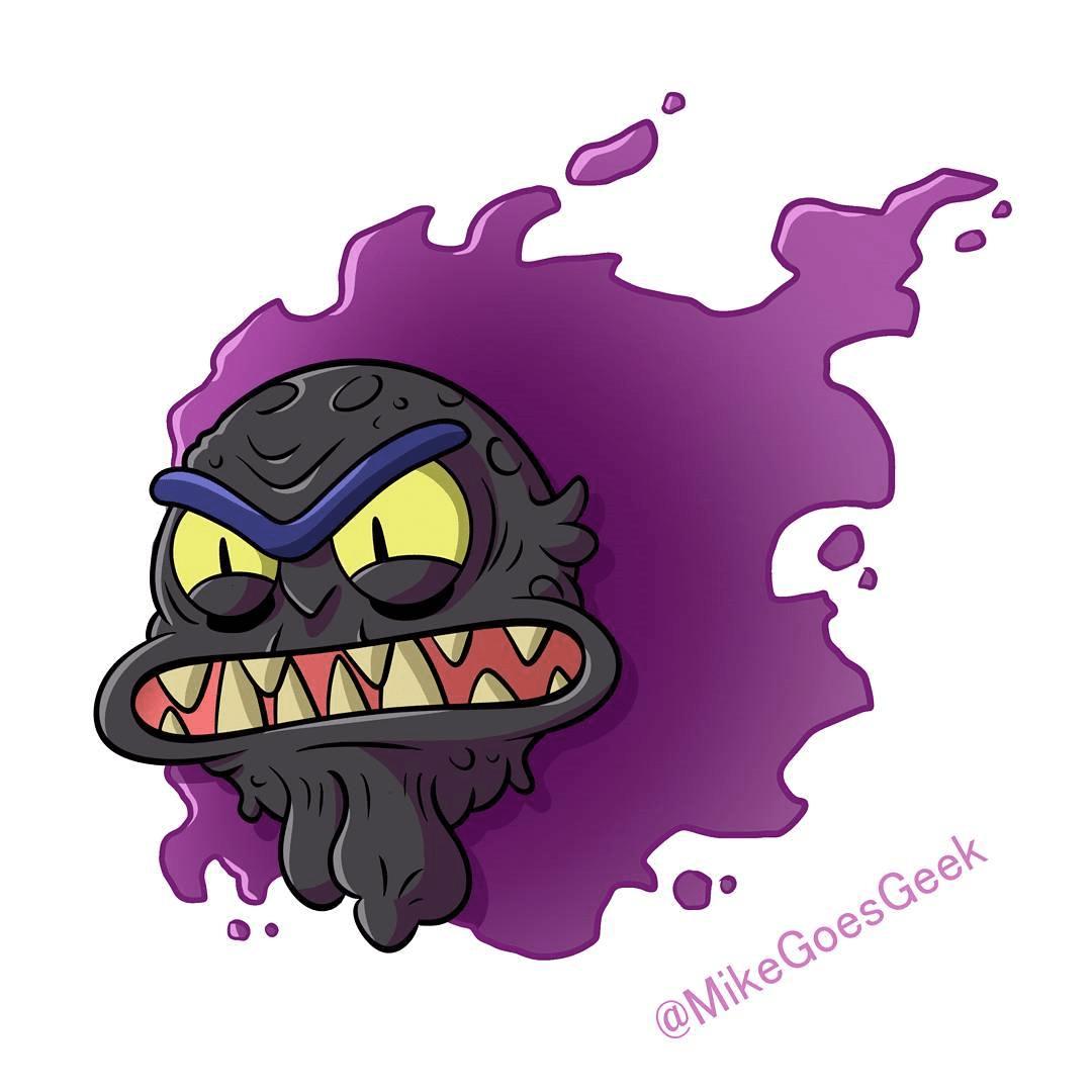Scary Terry Pokemon Mash