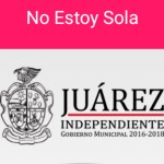 """Conoce """"No estoy sola"""", una app para mujeres que sientan estar en peligro, publicada por el gobierno de Ciudad Juárez, Chihuahua"""