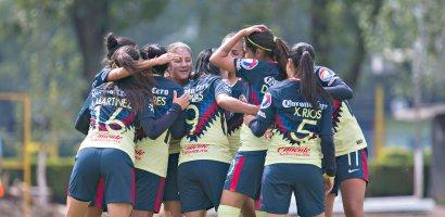 La ilusión de ver al Club América Femenil, sueños cumplidos.