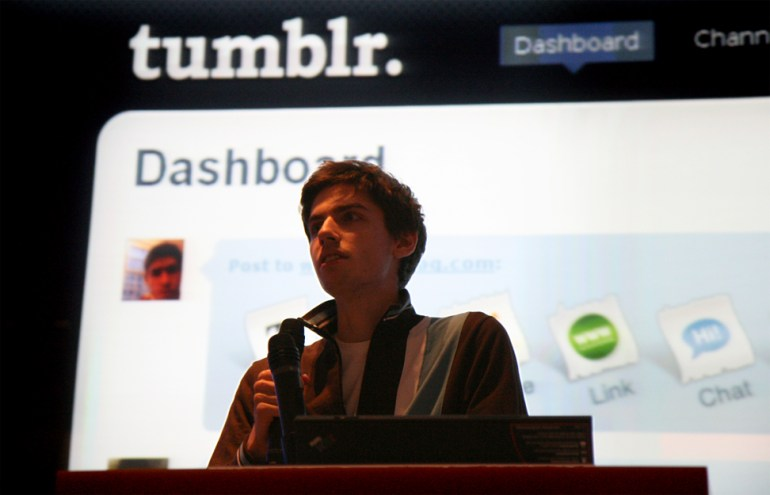 David Karp NY Tech Meetup by David Karp