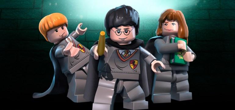 Personajes Harry Potter Lego