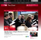 welcome- CHOIR FOR HIRE - london