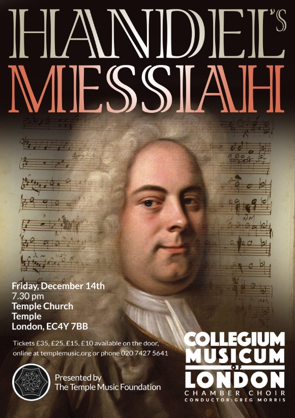 CML impresses packed houses at Temple Church
